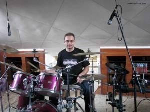 Алексей Мудраков (барабаны)