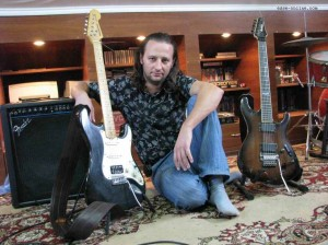 Евгений Пронин (гитара)