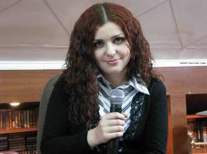 Людмила Дымкова (вокал - Йеннифэр)