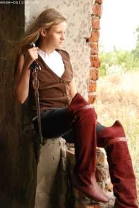 Дарья Пронина (вокал Цирилла)
