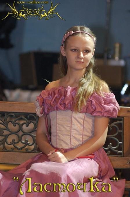 Дарья Пронина (Цирилла).