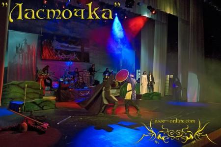 """""""Ласточка"""" (OST-Scene). Рок-опера """"Дорога без возврата"""". фото4"""