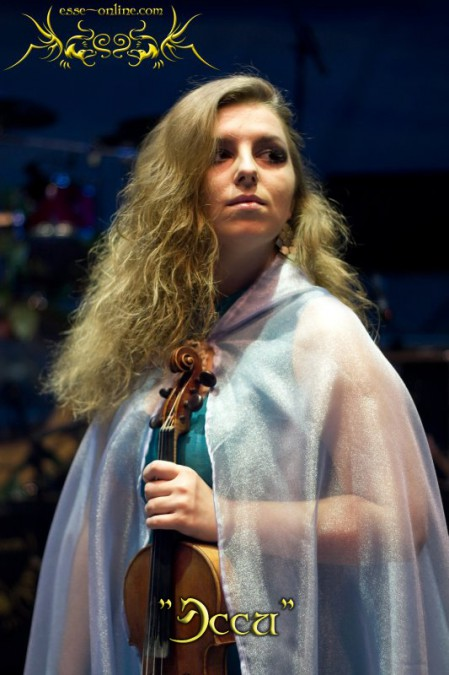 Мария Рябых (Эсси Давен)