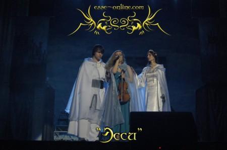 Мария Рябых (Эсси Давен), Ольга Струкова (Лара Доррен), Олег Гончаров (Крегеннан))