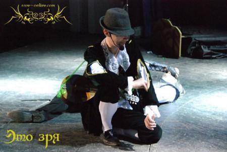 Михаил Папченков (Лютик)