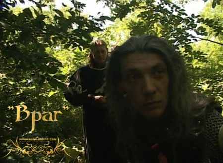 Вячеслав Майер (Геральт), Денис Липницкий (Кагыр)
