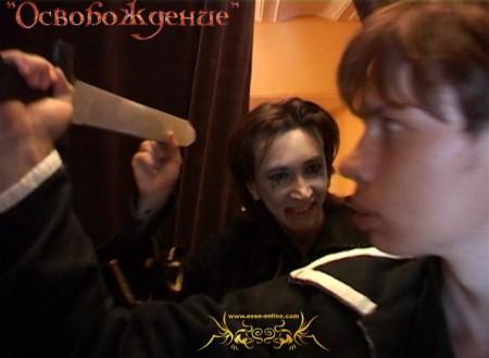 Константин Ильин (Регис), Антон Рыжков (воин)