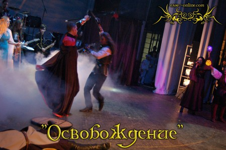 Вячеслав Майер (Геральт), Юрий Скляр (Вильгефорц)