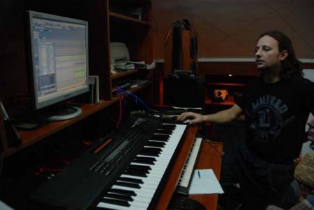 Евгений Пронин. Студия. 2008