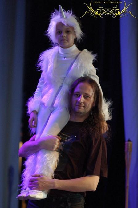 Евгений и Михаил Пронины. Концерт ESSE в ОДНТ. Апрель 2010