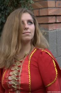 Группа ESSE, Мария Рябых. Скрипка, вокал (Глазок).