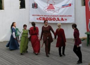 """Клуб """"Даргасон"""", турнир в парке В. Черевичкина."""