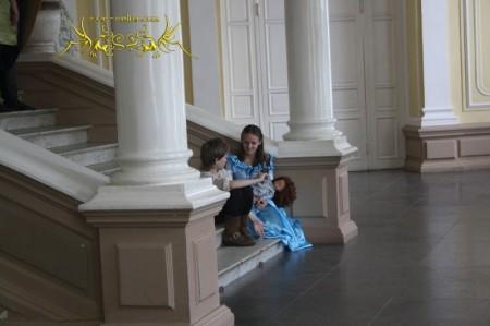"Рок-опера ""Дорога без возврата"". Сцена - ""Ласточка"""