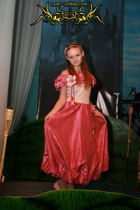 Дарья Пронина (вокал ESSE, Цирилла)