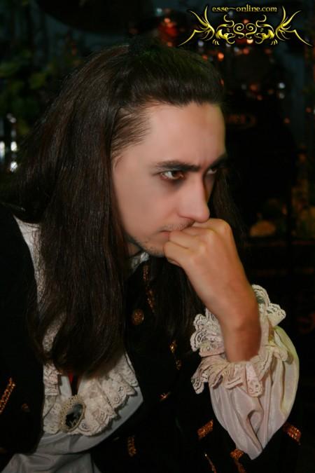 Константин Ильин - Вокал. (Регис)