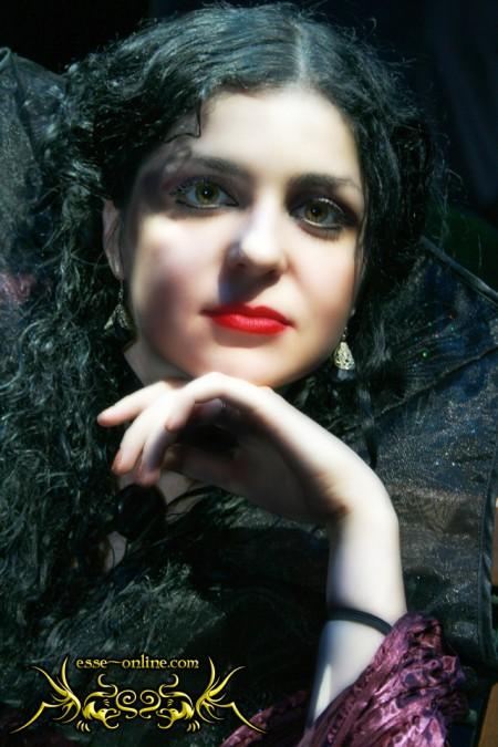 Людмила Дымкова (вокал ESSE, Йеннифэр