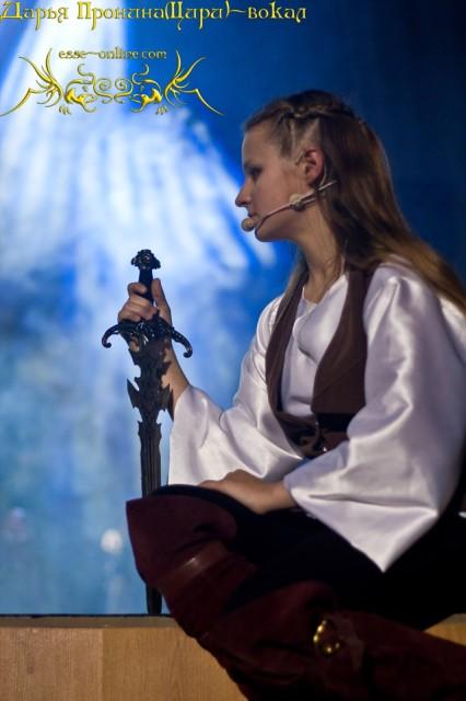 Дарья Пронина. Вокал — Цирилла