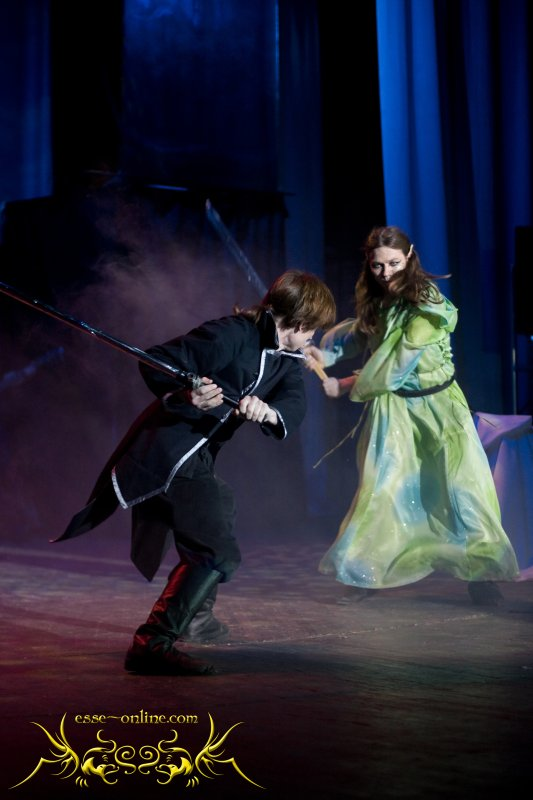 Пророчество Итлины OST-Scene