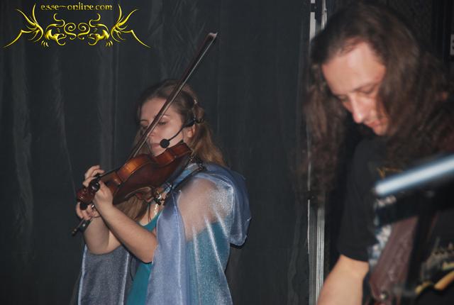 Мария Рябых, музыкант, вокалистка, группа ESSE