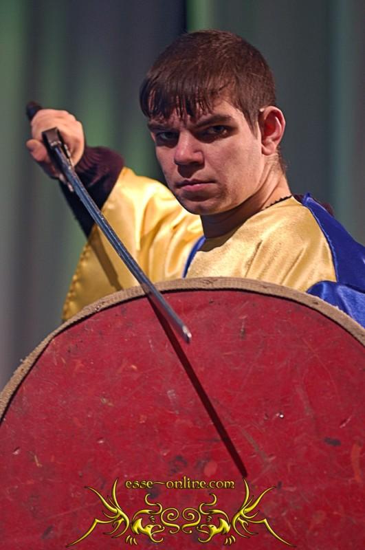 Дмитрий Король. Актёр — Воин