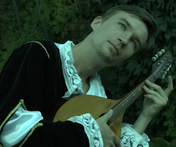 Михаил Папченков. Актёр — Лютик